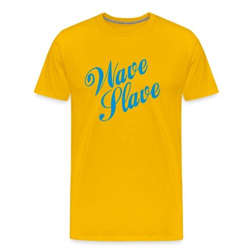 Wave Slave - Men's Premium T-Shirt