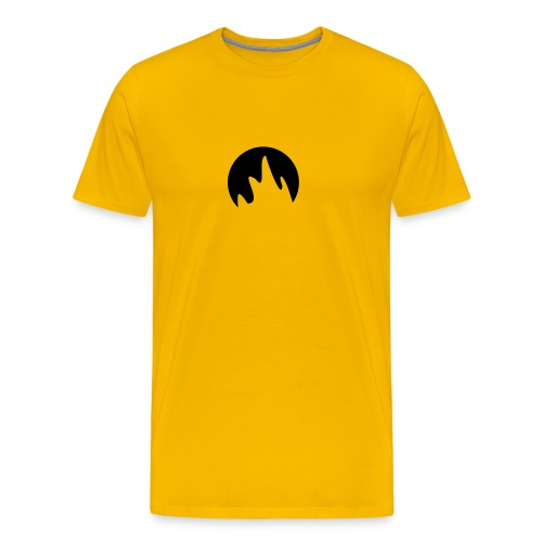 YellowFlame *** SHIRT - Männer Premium T-Shirt