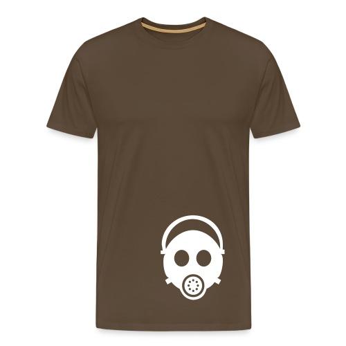 Need a fucking mask - Herre premium T-shirt