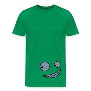 Smile! - Mannen Premium T-shirt