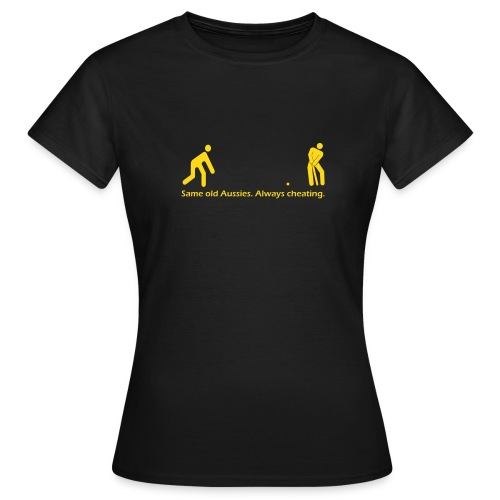 Underarm Incident Womens T-shirt - Women's T-Shirt
