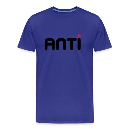 Blue Img T-shirt - Men's Premium T-Shirt
