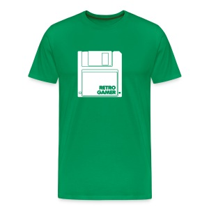 old skool gamer - Men's Premium T-Shirt