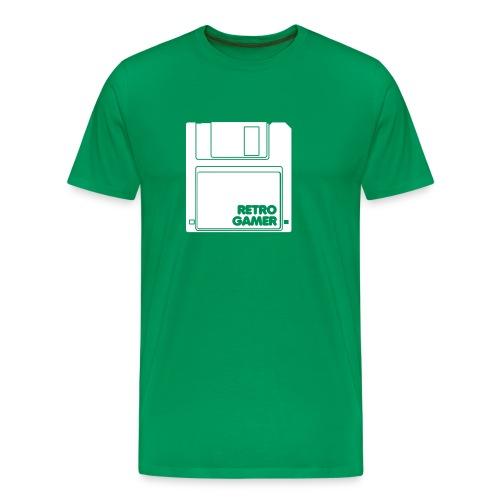 old skool gamer - Men's Premium T-Shirt