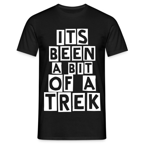 Trek T - Men's T-Shirt