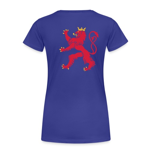 Roude Leiw - T-shirt Premium Femme