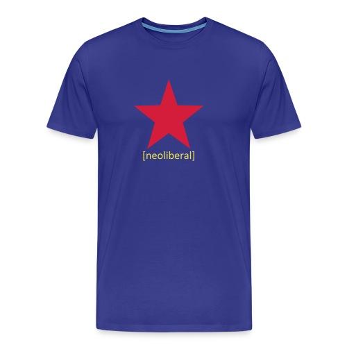 Neoliberal - Männer Premium T-Shirt