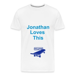 Jonathan Loves This - Men's Premium T-Shirt