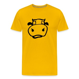 Closecow Comfort T - Mannen Premium T-shirt