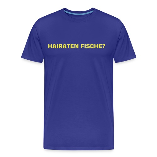 HAIRATEN - Männer Premium T-Shirt