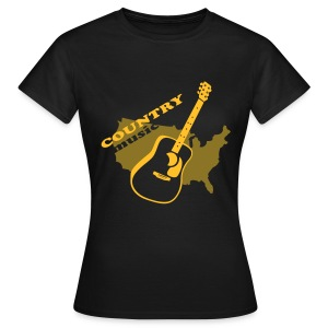 COUNTRY - Frauen T-Shirt