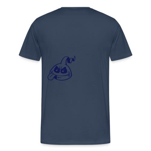 Ski T-shirt - Premium T-skjorte for menn