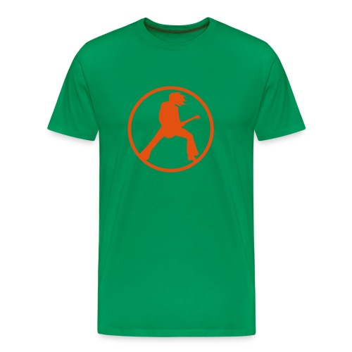 Power Guitar - Männer Premium T-Shirt
