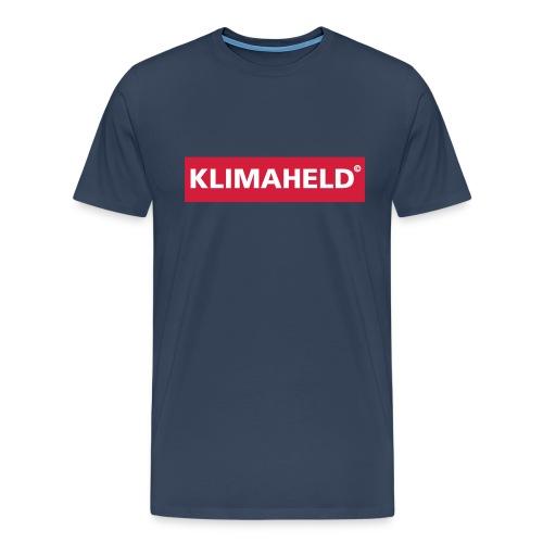 klimaheld - Männer Premium T-Shirt