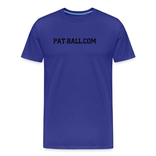 URL Tee (Carolina) - Men's Premium T-Shirt
