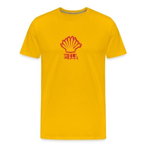 Hell - Maglietta - Maglietta Premium da uomo