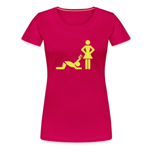 Big boss - Vrouwen Premium T-shirt