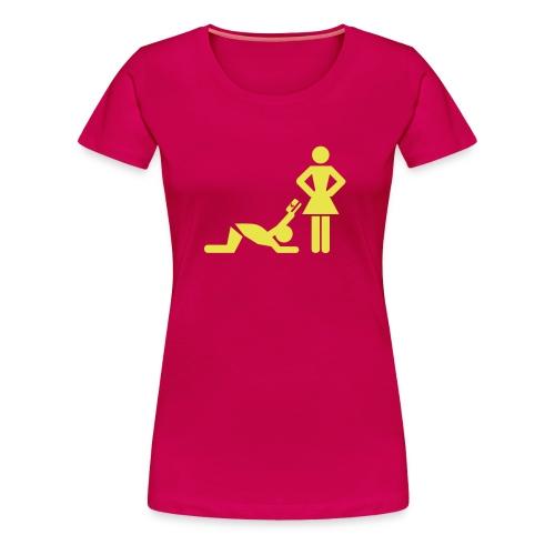 Big boss - Vrouwen Premium T-shirt