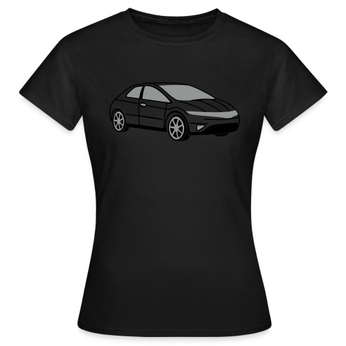 Civic (Olive) - Women's T-Shirt