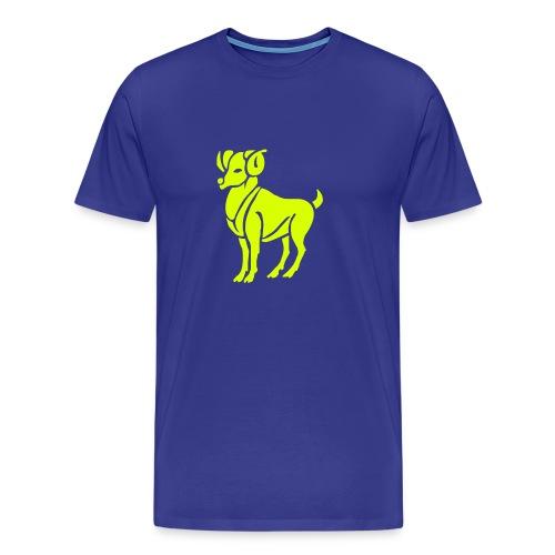 Widder - T-shirt Premium Homme