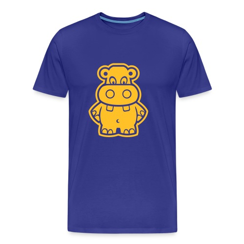 Hippo T - Men's Premium T-Shirt