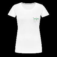 Tee shirts ~ T-shirt Premium Femme ~ T-shirt Association Officiel Femme