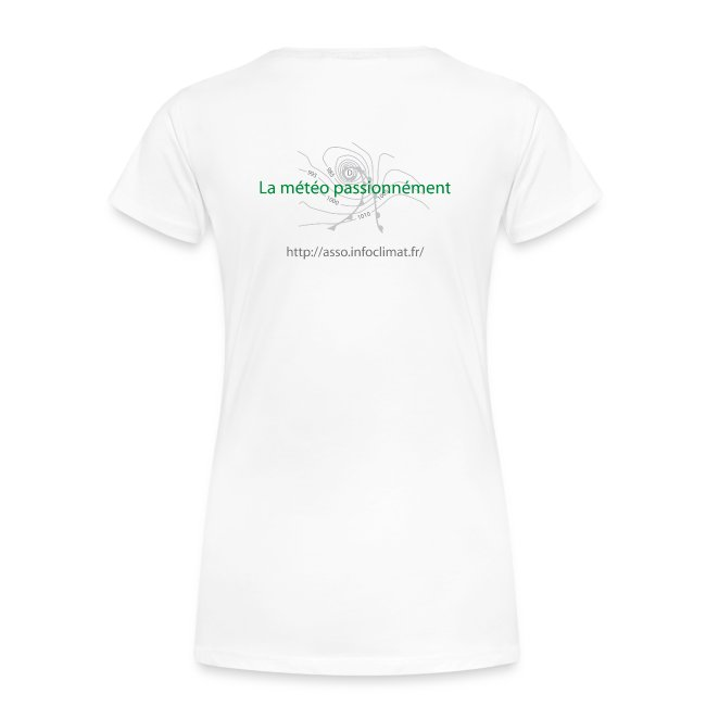 T-shirt Association Officiel Femme