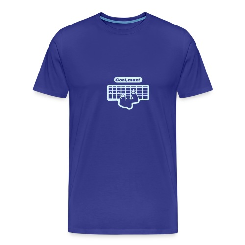 Gitarrist - Männer Premium T-Shirt