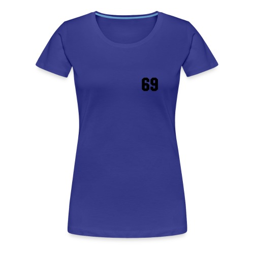 '69' LADY - Women's Premium T-Shirt