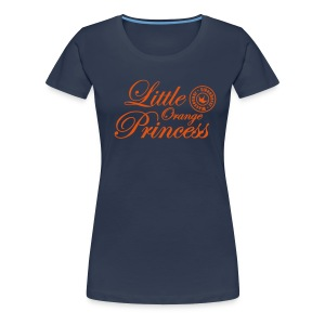 Little Orange Princess 'Girls' - Vrouwen Premium T-shirt