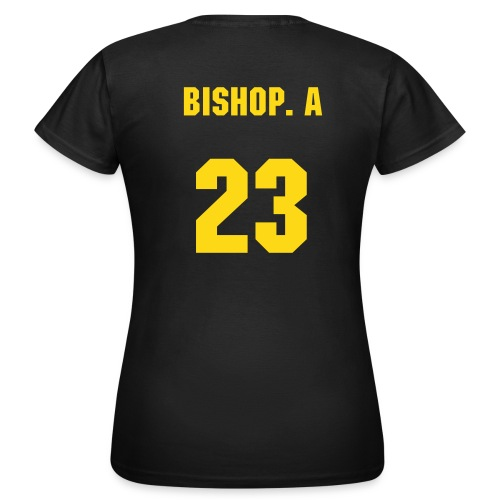 BISHOP. A 23 - Women's T-Shirt