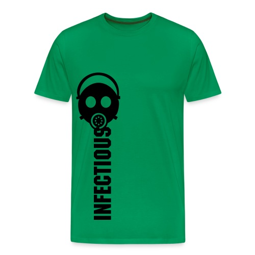 Infectious - Men's Premium T-Shirt