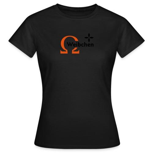 Omega-Weibchen T-Shirt - Frauen T-Shirt