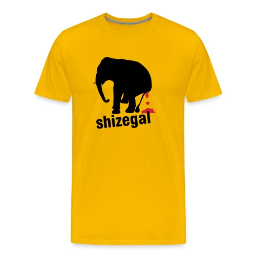 shizegal loves u | shirt - Männer Premium T-Shirt