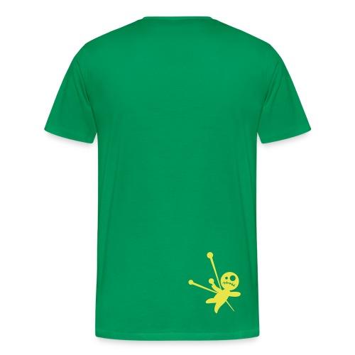 Voo-doo T-shirt - Men's Premium T-Shirt