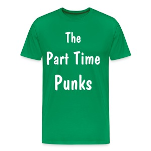 Band T Green - Men's Premium T-Shirt