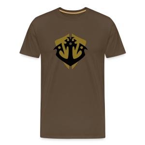 Anker Wappen T-Shirt - Männer Premium T-Shirt