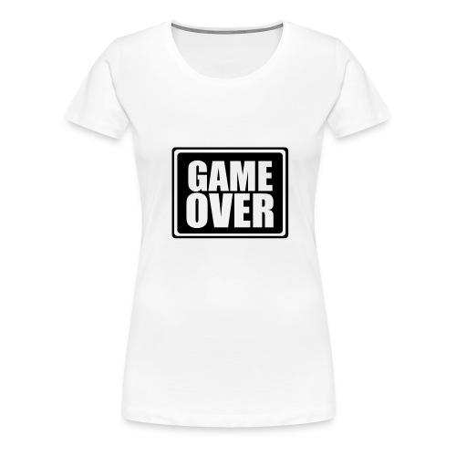 Shit Happens - Frauen Premium T-Shirt