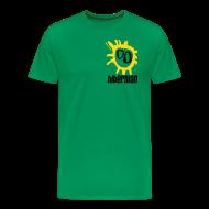 T-Shirts ~ Men's Premium T-Shirt ~ Hibs - Screamadelica