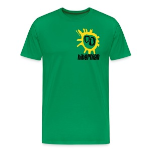 Hibs - Screamadelica - Men's Premium T-Shirt