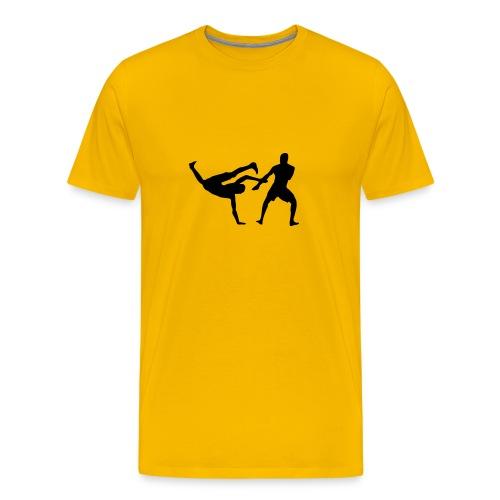 Sport-Shirt, CAPUEIRA - Männer Premium T-Shirt