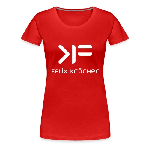 Kröcher for Girls 2008 - Frauen Premium T-Shirt
