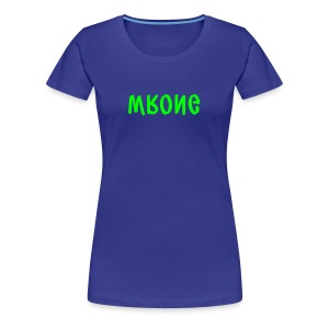 totally wrong - Frauen Premium T-Shirt