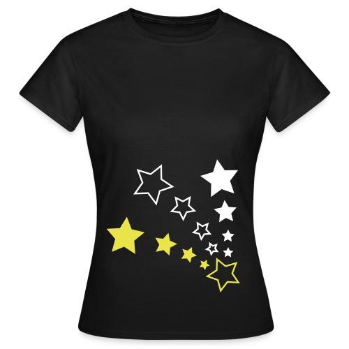 stars girly - Frauen T-Shirt