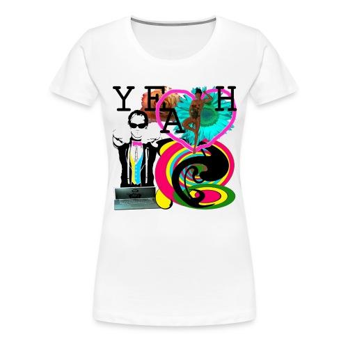 yeah 5 - Women's Premium T-Shirt