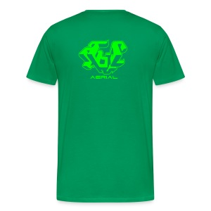 Bottle Green Comfort T - Men's Premium T-Shirt