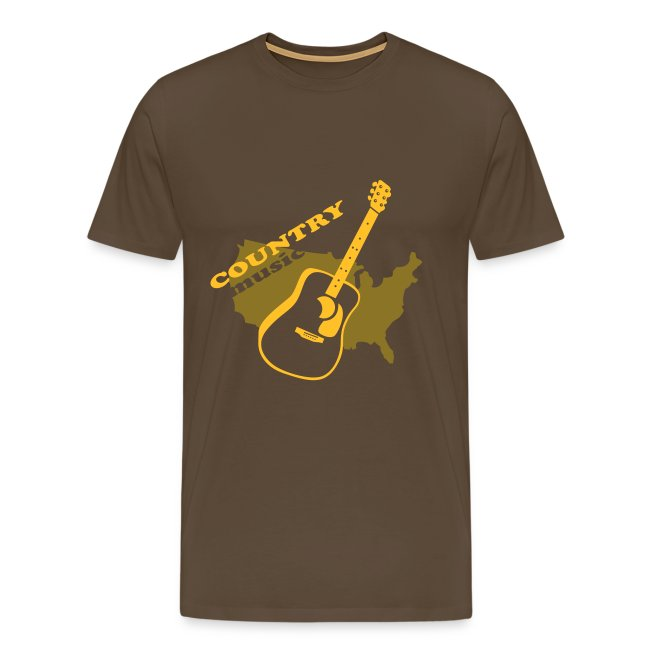 Motive-T-Shirt, COUNTRY