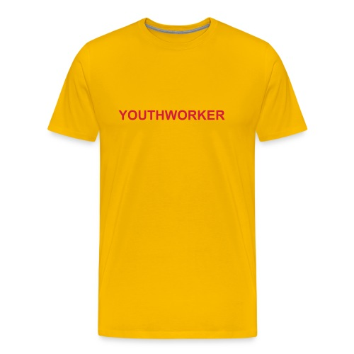 Youthworker - Men's Premium T-Shirt