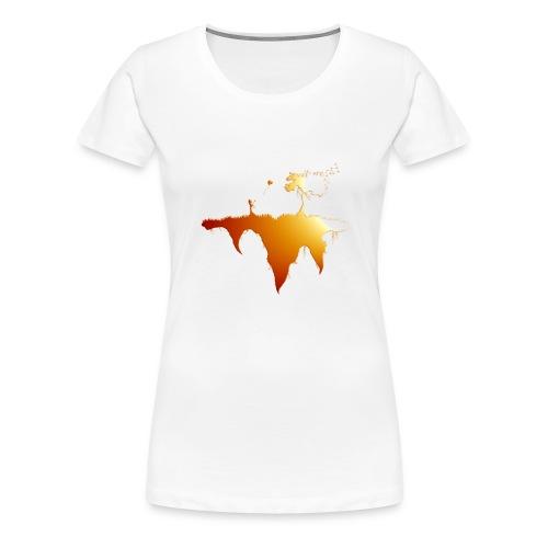 Terratoria Femme - T-shirt Premium Femme