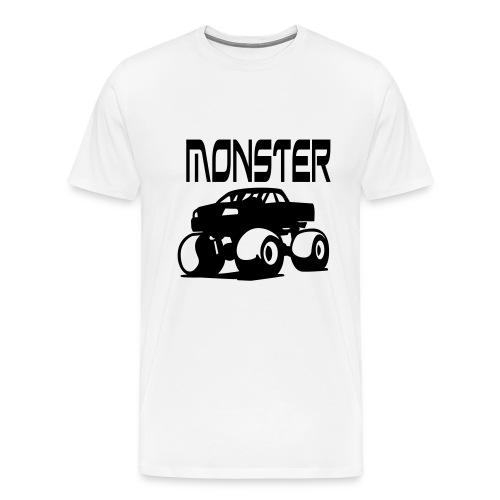 Monster Truck, XXXL - T-shirt Premium Homme